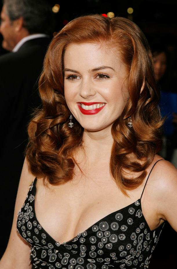 Isla Fisher :: Getty Images