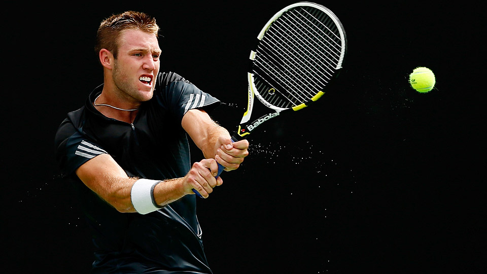 Jack Sock, a 21-year-old American, has made the semifinals in his last two singles tournaments.