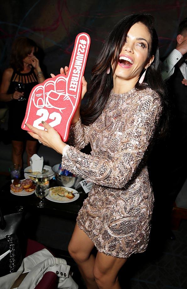 Jenna Dewan-Tatum :: Eric Charbonneau/Invision for Sony Pictures/AP Images