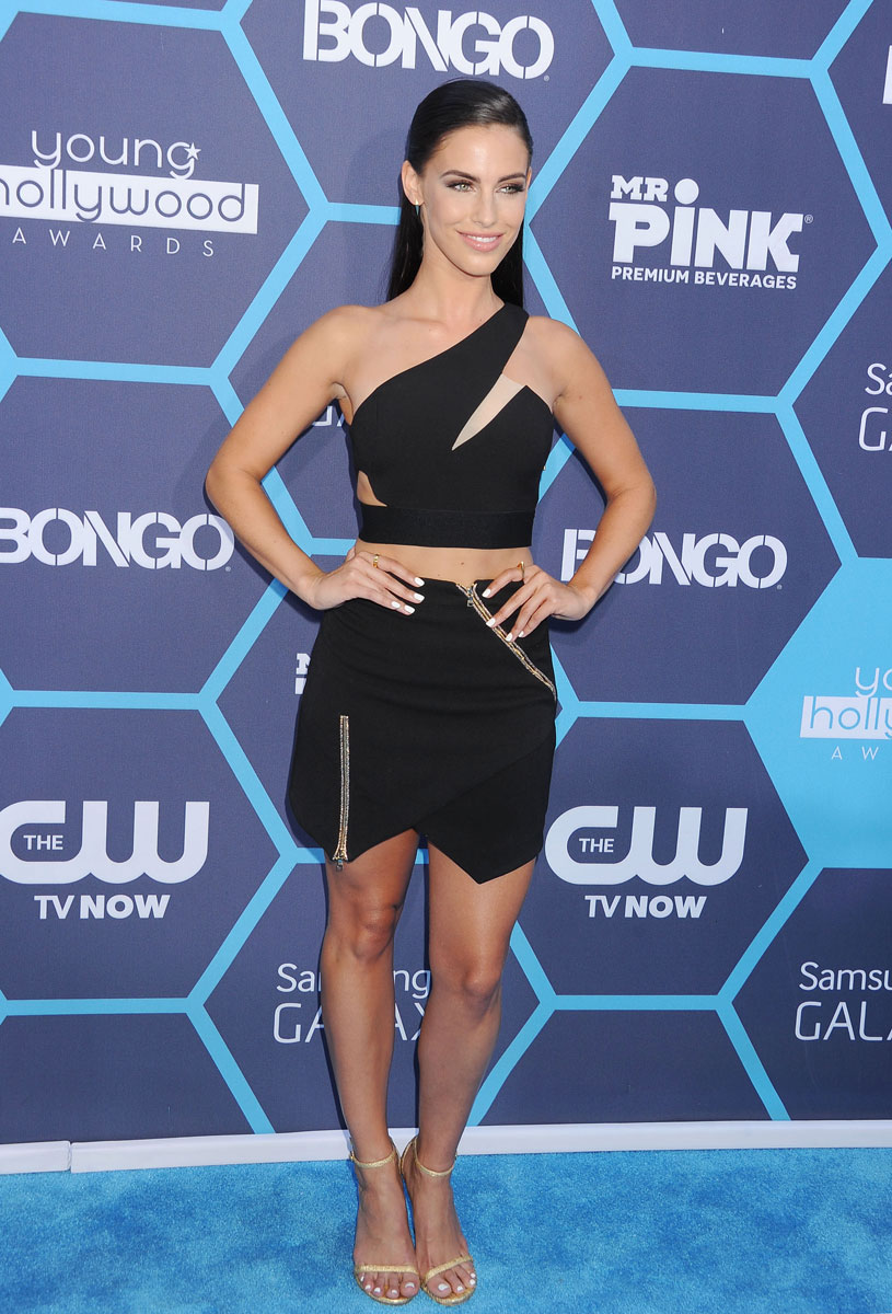Jessica Lowndes :: Getty Images