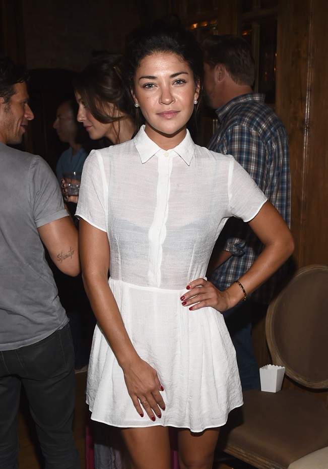 Jessica Szohr :: Getty Images