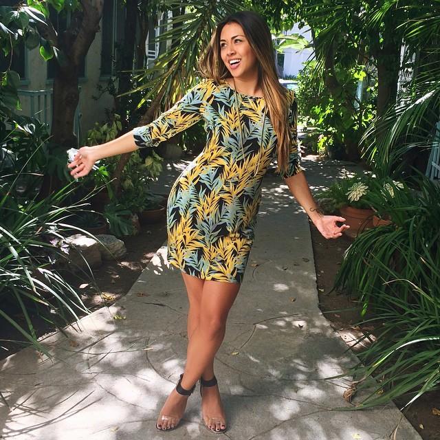 Jessica Lesaca :: @jessicalesaca/Instagram