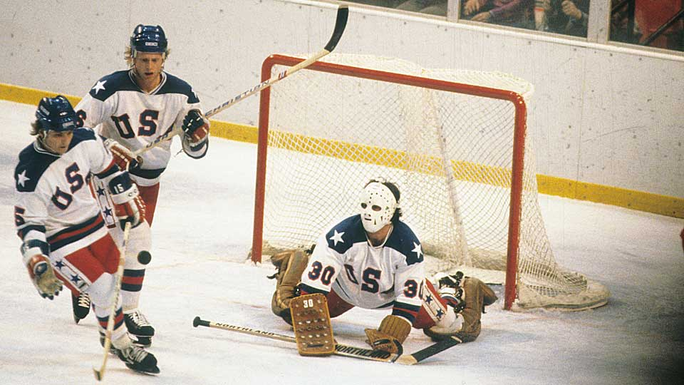 The former Boston University netminder went 6-0-1 with a 2.14 GAA during the tournament, but made his legend during the Miracle on Ice semifinal game in which Team USA was outshot 39-16. Three times, the Americans fell behind by a goal, but Craig denied the powerful Soviet attack until his teammates could score the equalizers. The final 10 minutes of the game were an infinity, but he weathered a furious storm to preserve the historic 4-3 upset. Besides backstopping the U.S. to gold two nights later, Craig also endeared himself his nation by draping himself in the flag as he sought his father in the stands. A truly lasting image.
