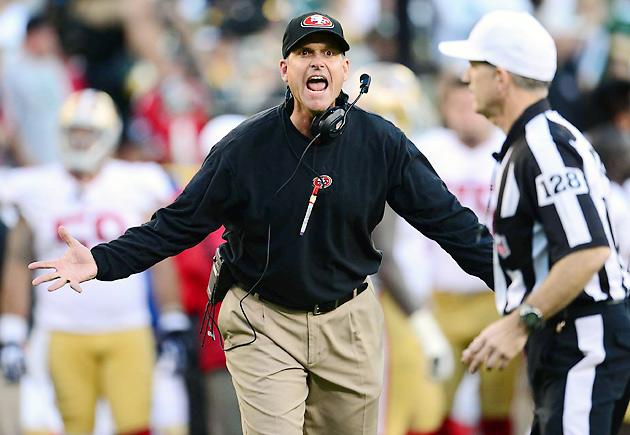 jim harbaugh coaching career stats michigan state vs michigan