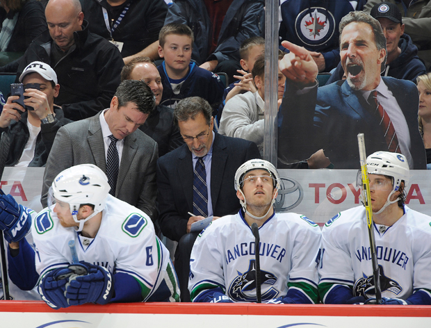 John Tortorella :: Getty Images