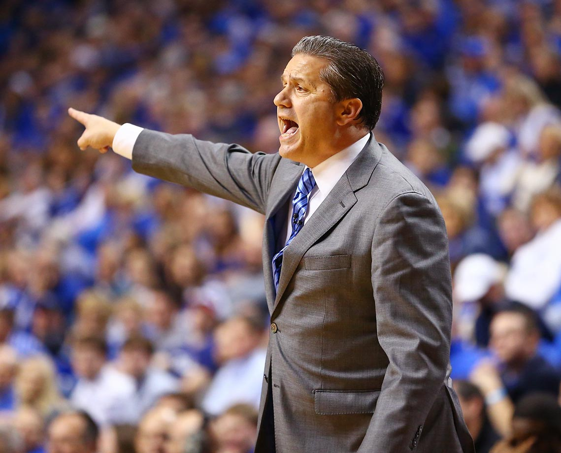 Love him or hate him, Calipari has been successful at every stop in his career. No coach working right now has embraced the one-and-done era of college basketball better than Calipari. This season, he's convinced nine former McDonald's All-Americas to play as a team — and to play no more than 20 minutes each.