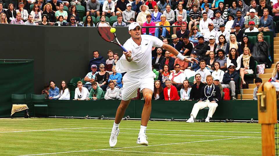 John Isner and Jarkko Niemenen set a record for the second-longest tiebreaker at Wimbledon.