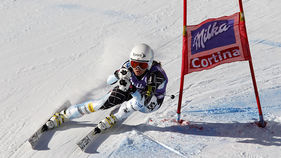 Mancuso will be participating in her fourth Olympic games. She won gold in 2006 and two silver medals in 2010. Without teammate Lindsey Vonn participating, Mancuso has a great shot to claim another gold medal. Julia Mancuso's Facebook page.