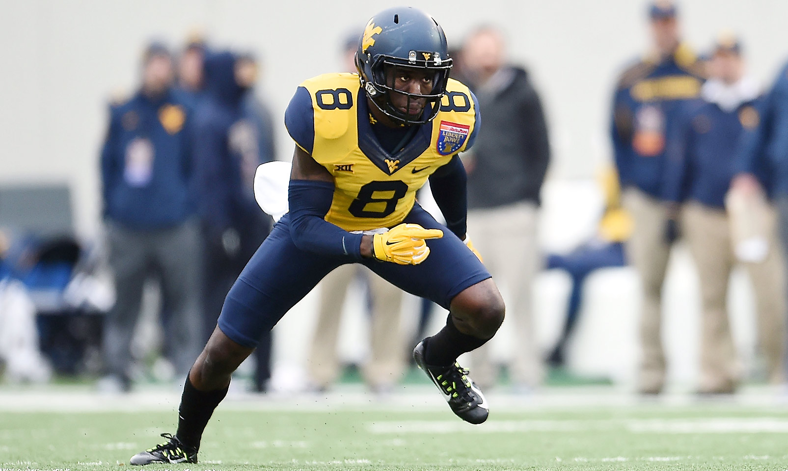 Joseph could have entered the NFL draft but chose to come back to West Virginia for his senior season. He has been one of the Mountaineers' best defenders since he stepped on the field as a freshman, and he'll bring leadership in addition to immense talent to their secondary.