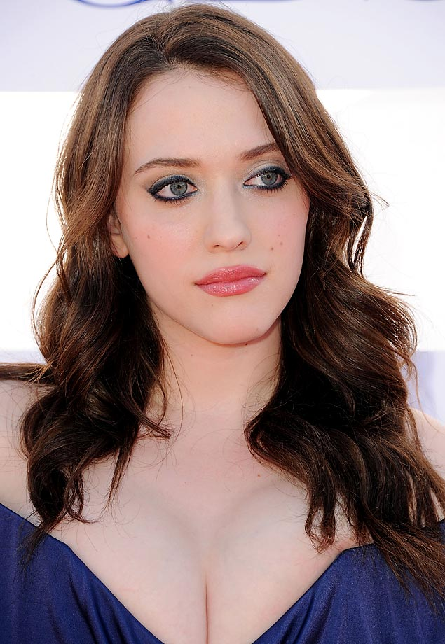 Does kat dennings have implants