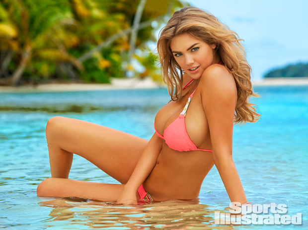 Kate for SI Swimsuit 2014