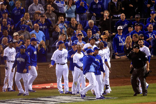 Kansas City Royals :: Getty Images