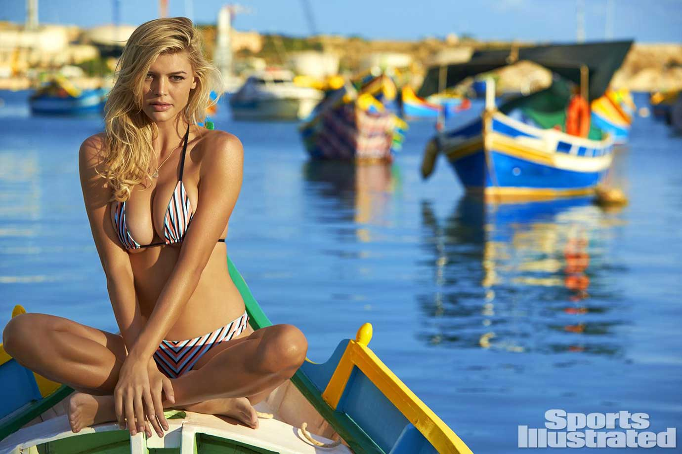 Kelly Rohrbach :: Ben Watts for Sports Illustrated