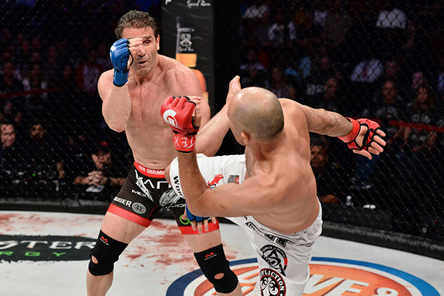 ken shamrock says royce gracie s bellator 149 win was illegal si com