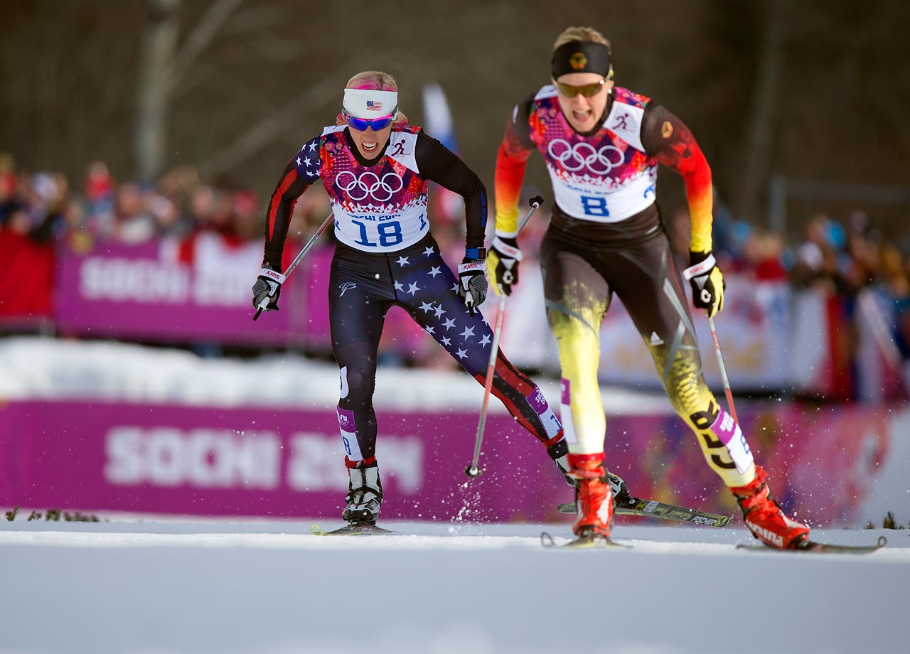 American cross country skier Kikkan Randall gave the United States its best shot to win its first Olympic medal in cross-country skiing since 1976. But Randall, the defending world champion in the 1.3 kilometer freestyle sprint, failed to live up to her billing in her signature event. In her quarterfinal heat for the competition, she finished fourth out of four, meaning that she did not qualify for the next round or the wild-card spot. It was a disappointing result for an American who was expected to challenge for a medal in the ladies' sprint.