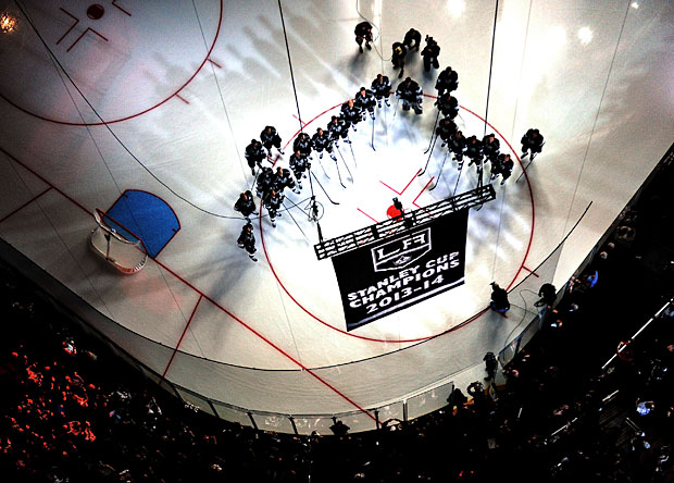 Los Angeles Kings :: Getty Images