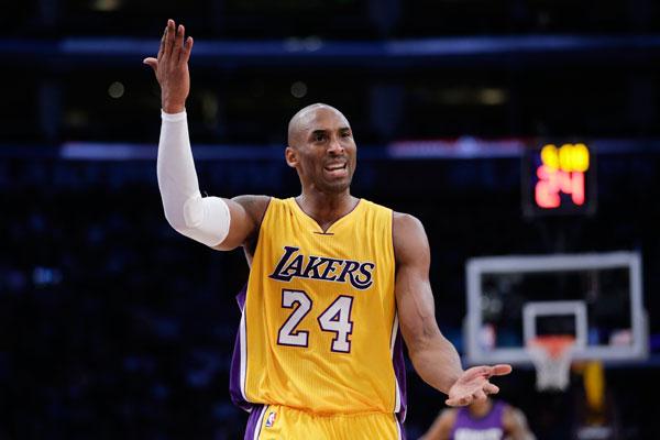 Kobe Bryant :: AP