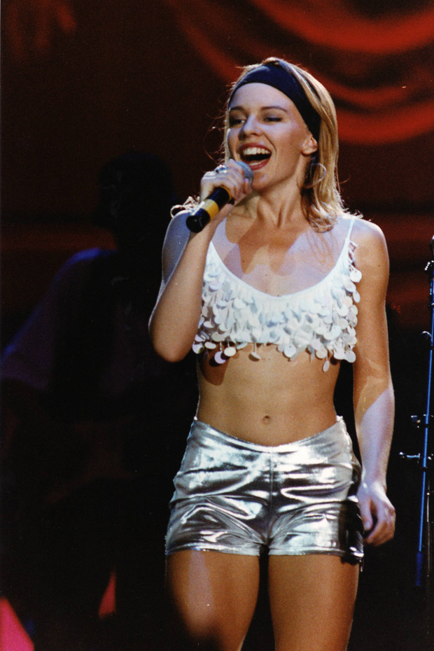 Kylie Minogue: Throwback Lovely Lady of the Day
