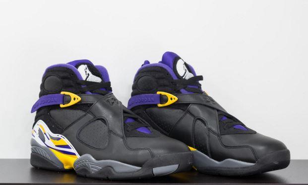 Kobe Bryant Gets Air Jordan Set As Retirement Gift