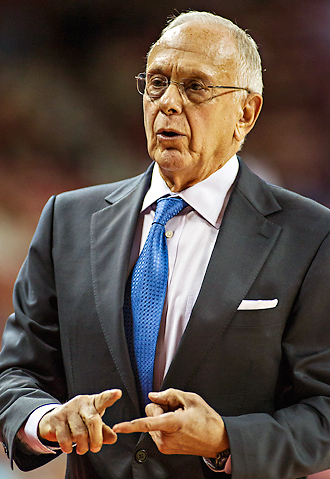 Hall of Fame head coach Larry Brown will try to get the Mustangs to their first NCAA tournament since 1993 next season.