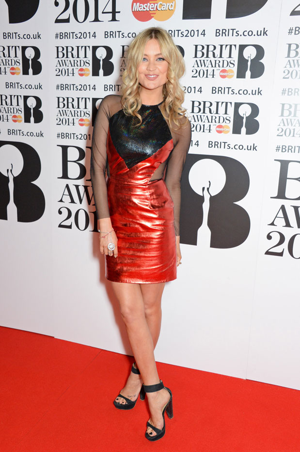 Laura Whitmore :: Getty Images