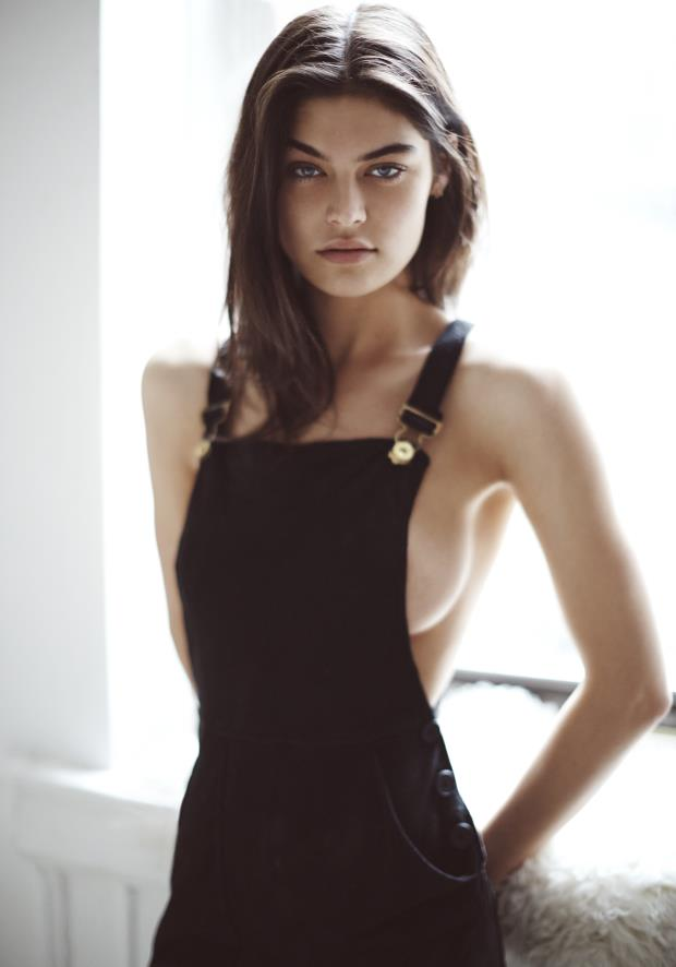 Lauren Layne :: Courtesy of IMG Models