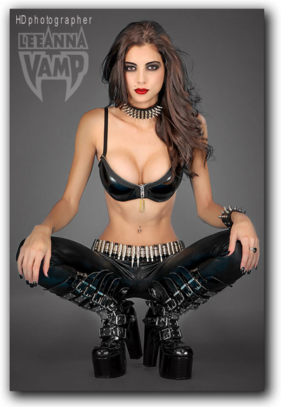 LeeAnna Vamp :: Courtesy of LeAnna Vamp