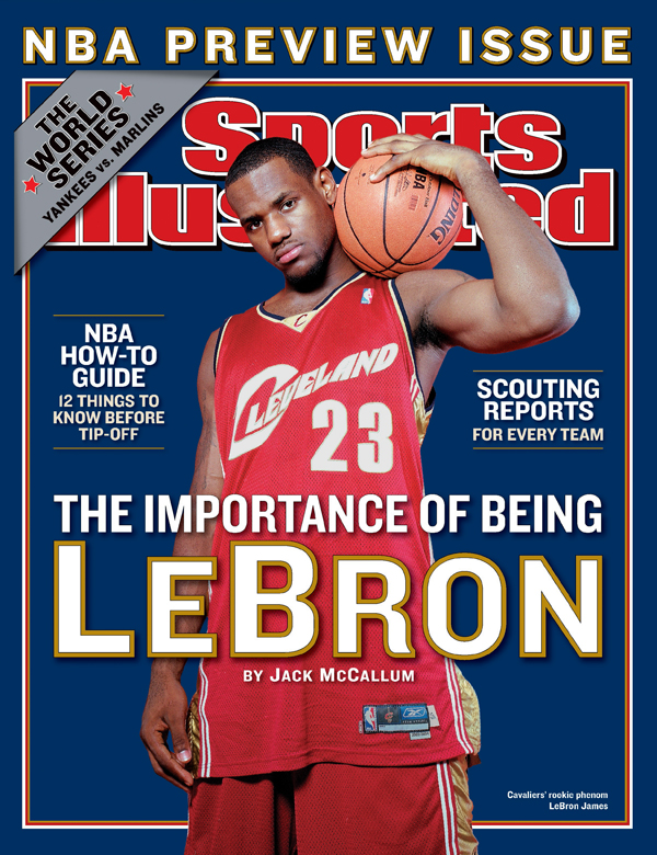 LeBron James (2003-04)