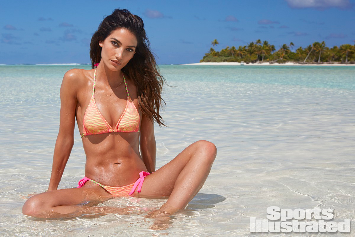 Lily Aldridge :: James Macari/SI