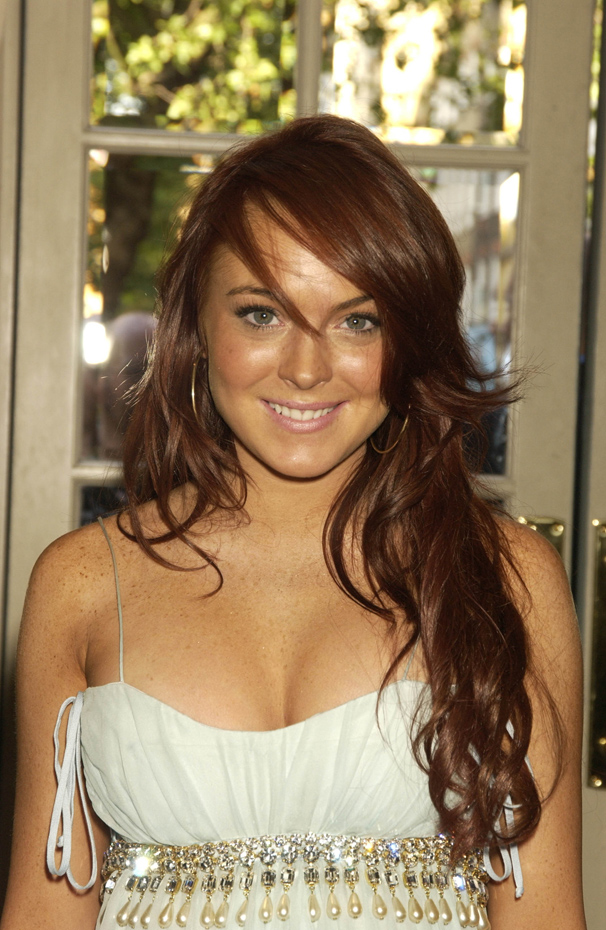 Lindsay Lohan :: Getty Images