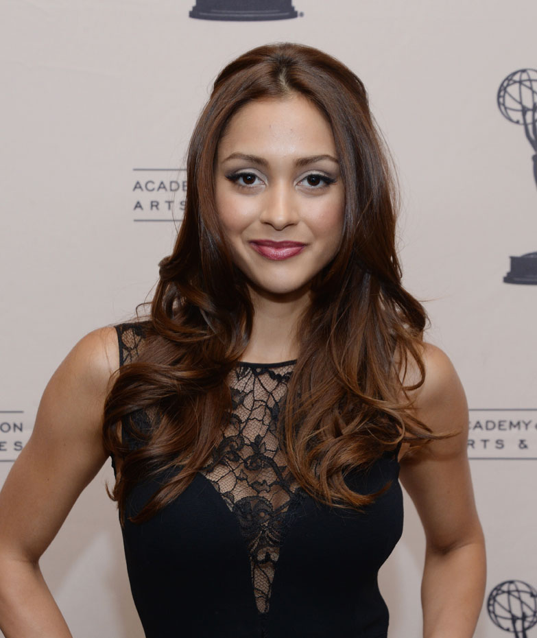 Lindsey Morgan :: Getty Images