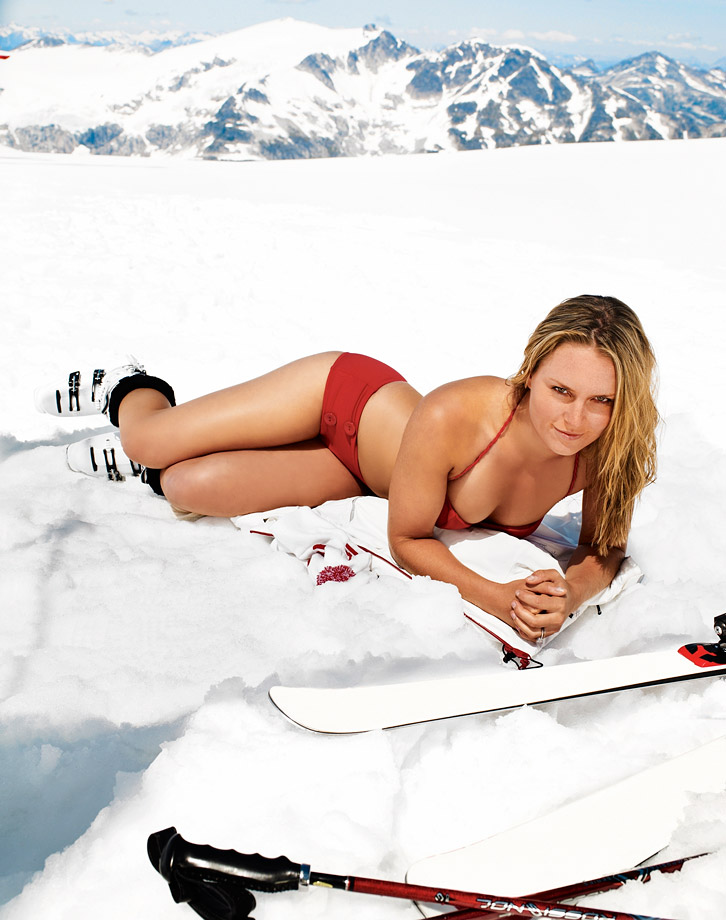 Sport: Alpine Skiing (2002, '06, '10)                             Won gold in downhill (2010) and bronze in super-G (2010)