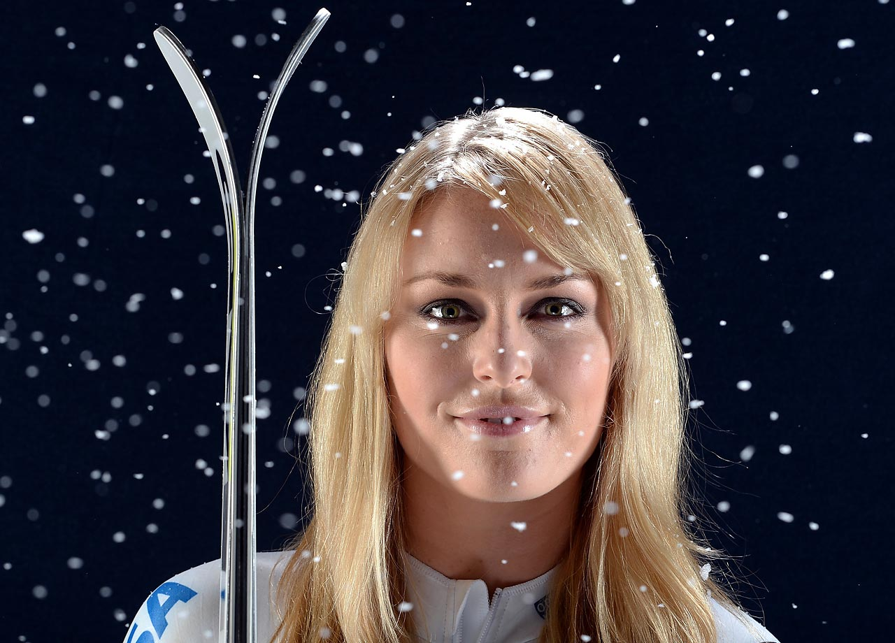 In addition to her Olympic downhill gold medal, Vonn also claimed bronze in the super-G at the Vancouver Games.