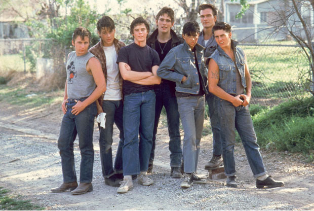 The Lost Boys cast :: AP