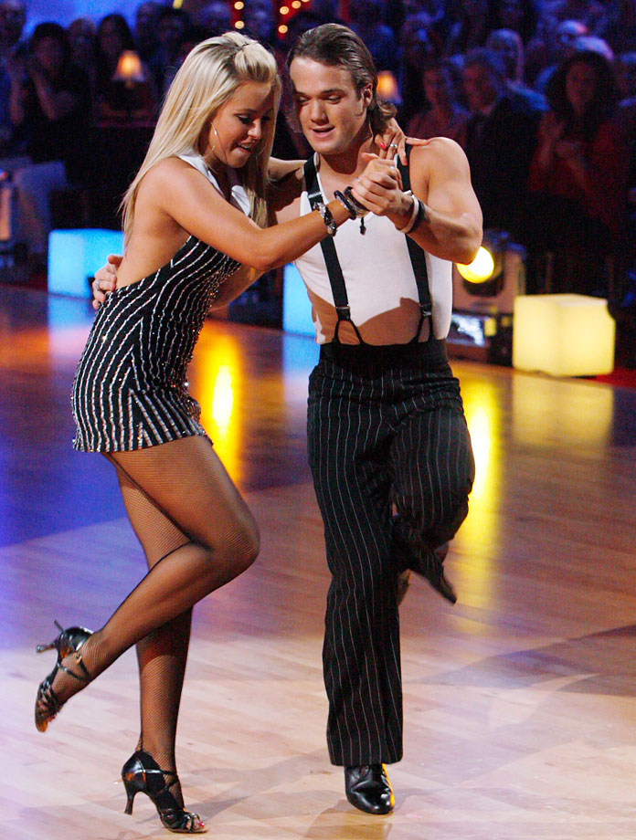 Professional snowboarder Louie Vito finished in 8th place with dancing partner Chelsie Hightower in Season 9.