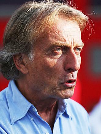 Q Amp A Luca Di Montezemolo On Ferrari F1 In America
