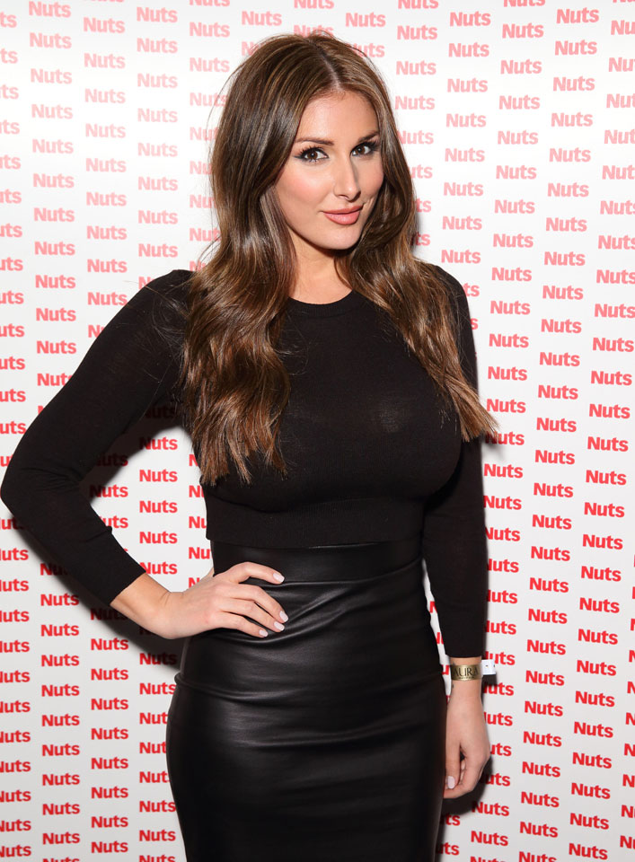 Lucy Pinder :: Getty Images