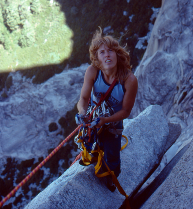 Hill made the first free ascent of The Nose on El Capitan in 1993.