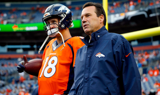 The Broncos are 5-0, but the Manning-Kubiak partnership has been inconsistent so far.