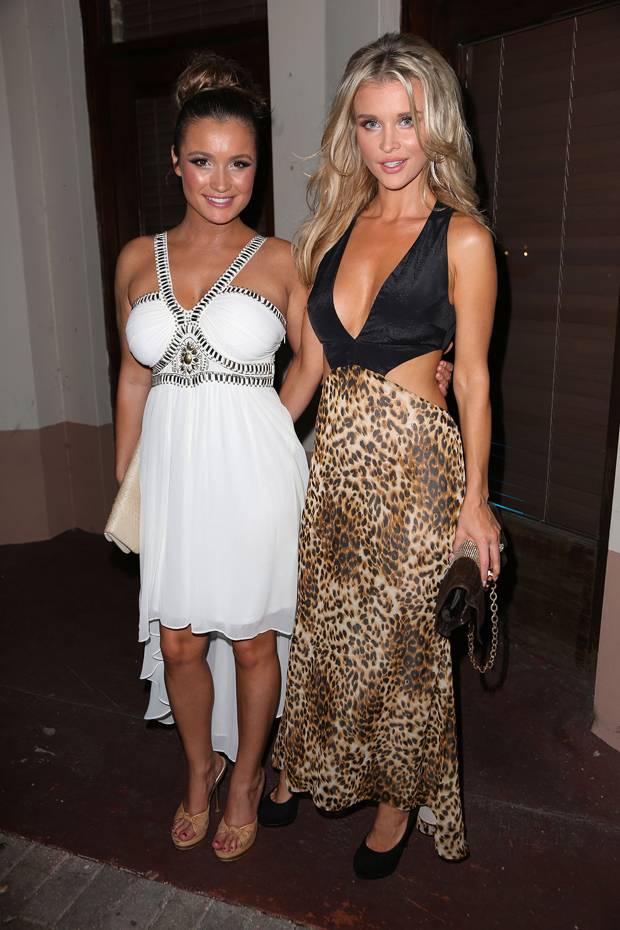 Marta and Joanna Krupa :: Getty Images