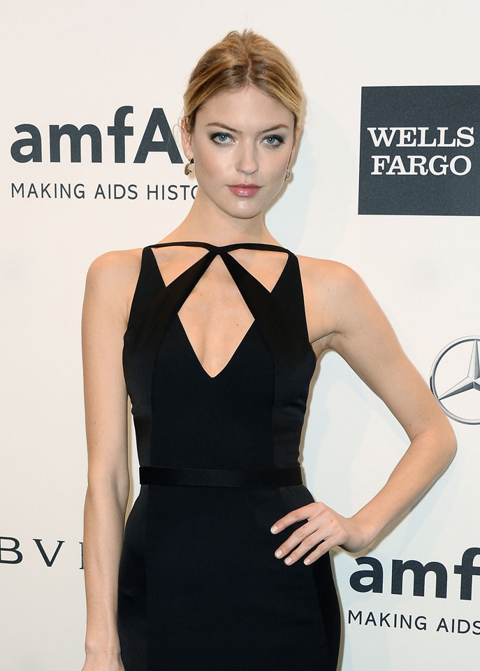 Martha Hunt :: Getty Images