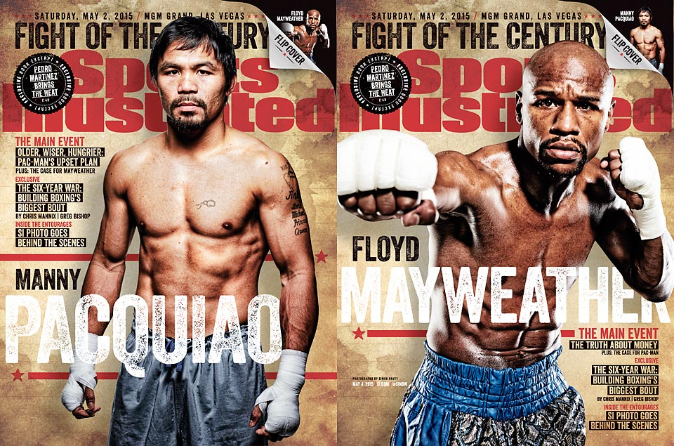 May 4, 2015 | Saturday's Floyd Mayweather-Manny Pacquiao welterweight unification beat is expected to be the richest in boxing history and will finally settle who is the best pound-for-pound fighter in the world.