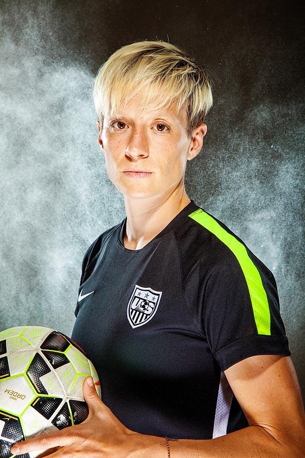 U.S. Women's World Cup team: Midfielder Megan Rapinoe | SI.com