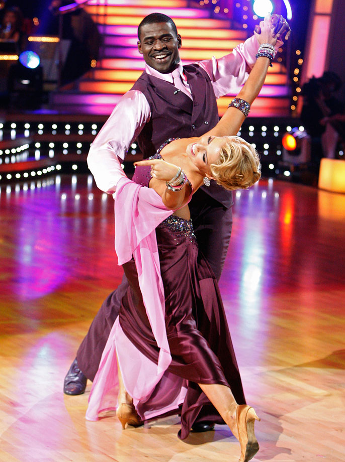 NFL Hall of Fame wide receiver Michael Irvin finished in 7th place with dancing partner Anna Demidova in Season 9.