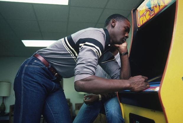 Michael Jordan (1983) :: Lane Stewart/SI