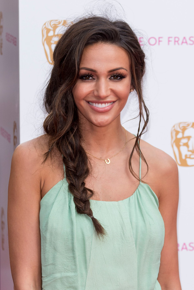 Michelle Keegan :: Getty Images