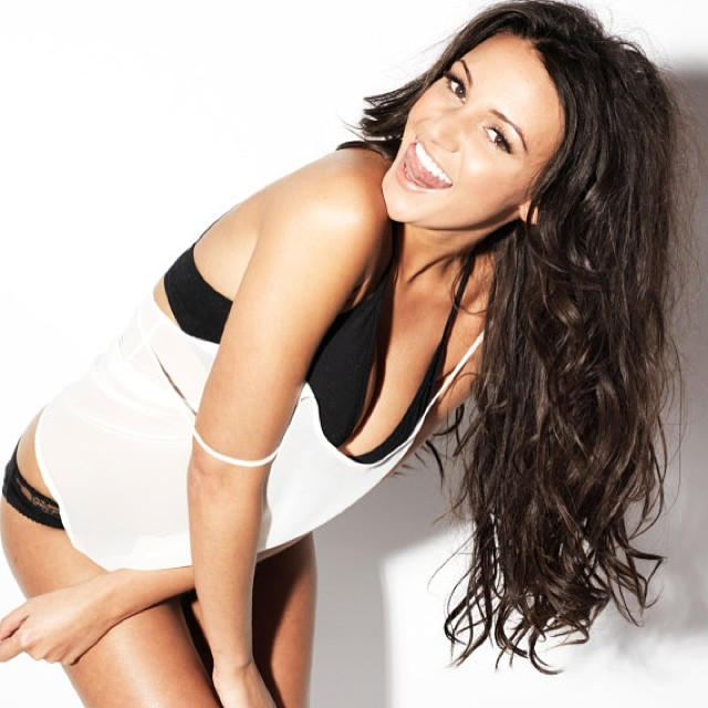 Michelle Keegan :: @michellekeegan/Instagram