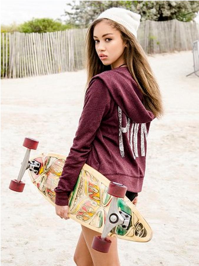 Mikalah Sultan :: Courtesy of Elite Model Management