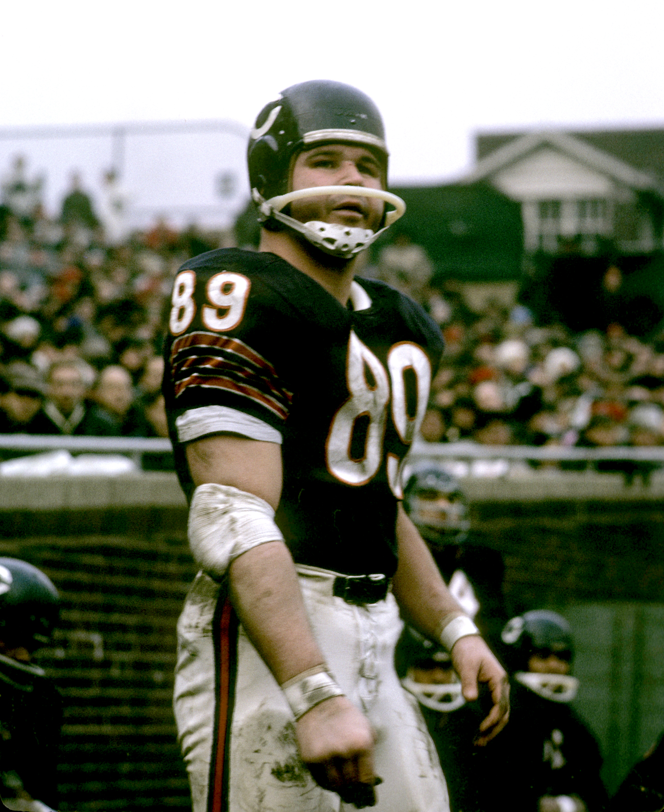 Mike Ditka of the Bears in 1965.