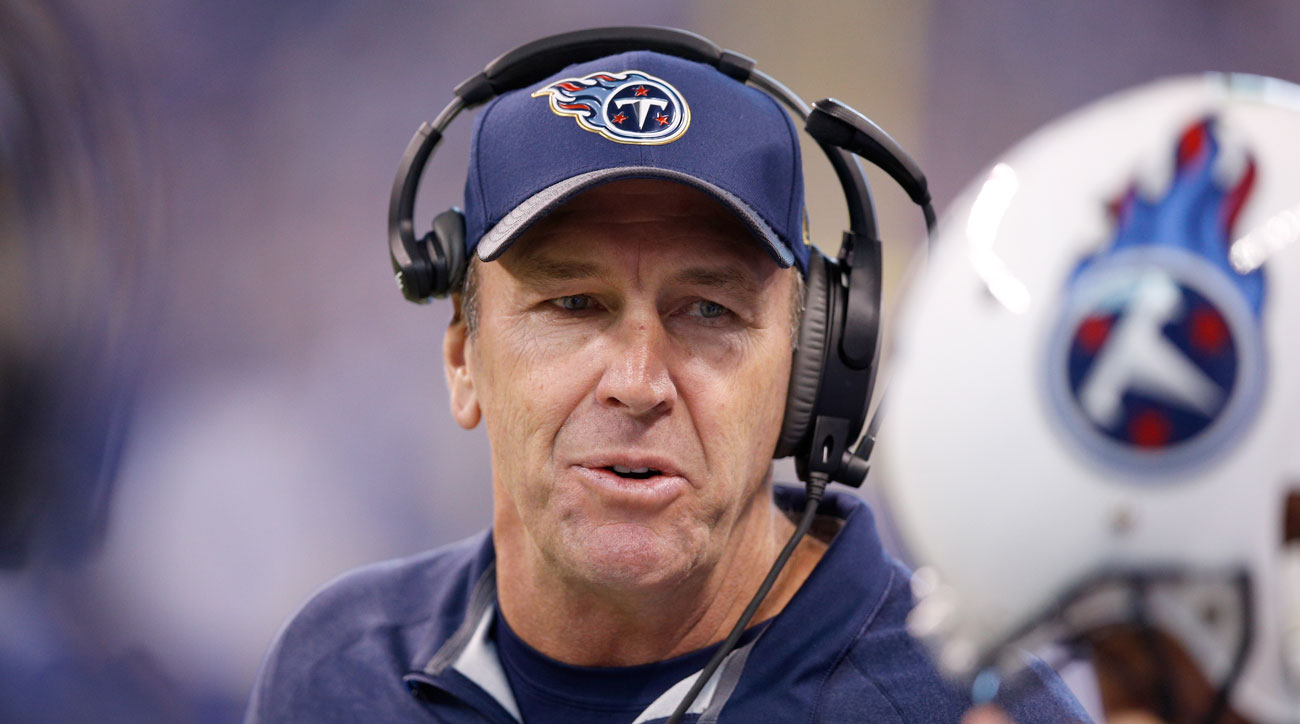 Mularkey has work to do to turn around the Titans—and to win over skeptics.